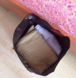 пакетом речі на дівчину, 40-42 розмір