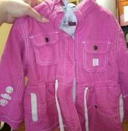Куртка вітровка + кофта