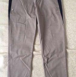 Pantaloni noi de vară