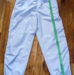 Продам спортивные штаны для девочки