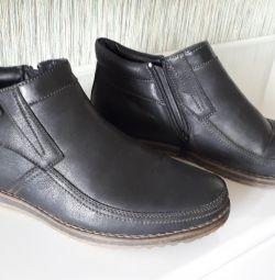 Demisez boots on size 43