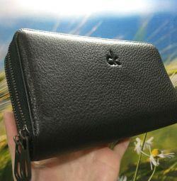 Erkek cüzdan debriyaj çanta