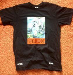 T-shirt Heron Preston. New. L-XL.