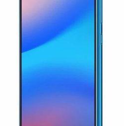 Huawei P20 Lite Dual SIM - 64GB, 4GB μνήμη RAM, 4G LTE