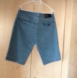 Pantaloni scurți de femei. Nou r.