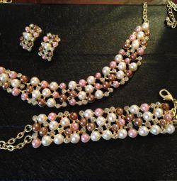 Set de bijuterii feminine