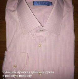 Νέο πουκάμισο μακρύ μανίκι