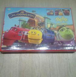 Νέος Σιδηρόδρομος Chaggington