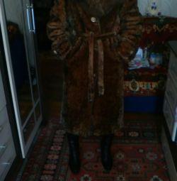 Acilen !!! Vizon ceket