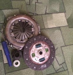 Clutch for Renault box