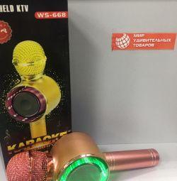 Microfon WS668 Rose Gold