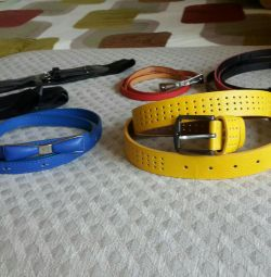 Belts for 150