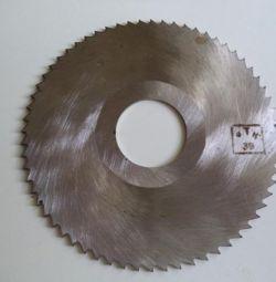 Κόφτης δίσκου 80x1.2