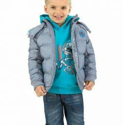 Jacheta pentru copii de primavara toamna 4 ani