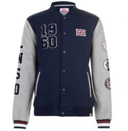 Jacket Lonsdale London Baseball (M, L, XXL)