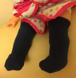 Socks, stockings, panties for dolls, baby-clothes