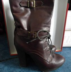Low boots 37-37.5