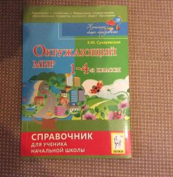 Ο κόσμος γύρω από 1-4kl. E.Yu.Shharevskaya