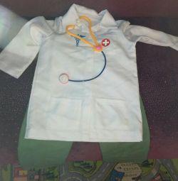 Costumul doctorului