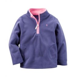 Carters fleece sweatshirt 4t. Nou.