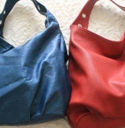New red bag. Pr-va Russia