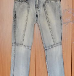 Jeans for men 48-50 р-р