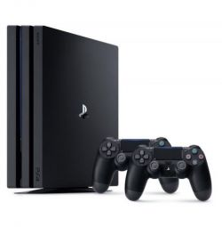Sony PS4 PRO + 64 Games