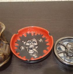 Ashtrays