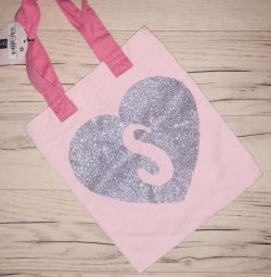 Пляжная сумочка Tu для маленькой модницы новая