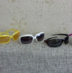 Glasses for children sun-protecting 5 pieces