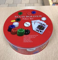 Набор для покера TEXAS