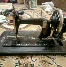 19th century Zinger sewing machine