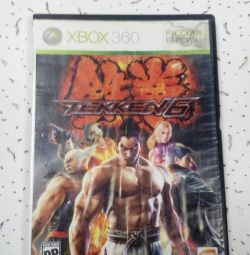 Tekken 6 XBOX 360 Drive