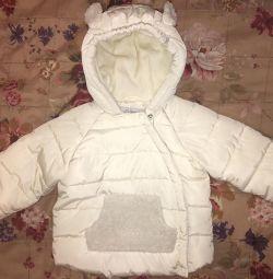 Baby Go Jacket