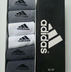 Socks in Brand Boxes