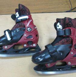 Skates sliding ACTIONCLUB