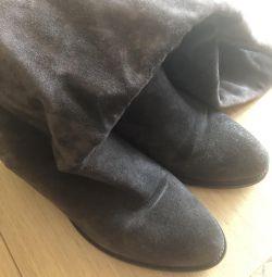 Γυναικείες μπότες φούστας γυναικών