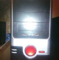 Υπολογιστής για παιχνίδια και εργασία Phenom X4