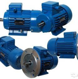 Motoare electrice 220V și 380V și hidroizolatoare TE