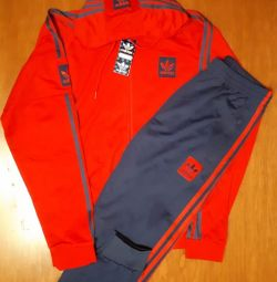 Adidas Costume New