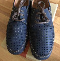 Туфли летние мужские 45 размер