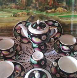 Çay seti Verbilki