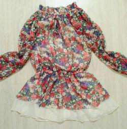 Clothes 42/44/46 chiffon summer women