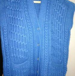 mână tricotată pentru femei v.60