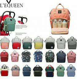 Bag - Backpack for mom