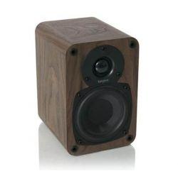"Tangent EVO E4 4"" HiFi Loudspeaker 100W Walnut"