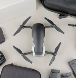 DJI Mavic Air Fly mai mult Combo 4K Camera Drone