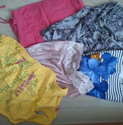 Пакет одежды 44 разм