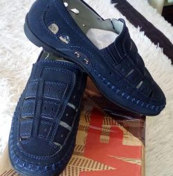 Παπούτσια για ένα αγόρι MAKFLY (νέο)