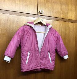 Осеняя куртка 110